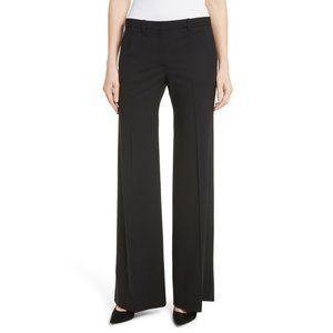 🎬✨Theory Demetria 2 Flare Leg Good Wool Suit Pant